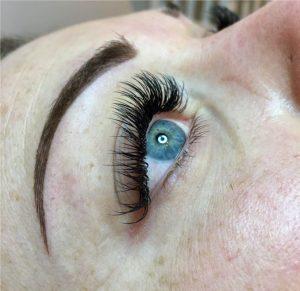 Wimpernverlängerung Permanent Make-up